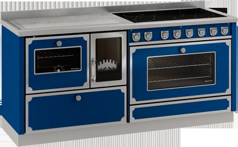 Emejing Cucine Combinate Legna Gas Pictures - acrylicgiftware.us ...