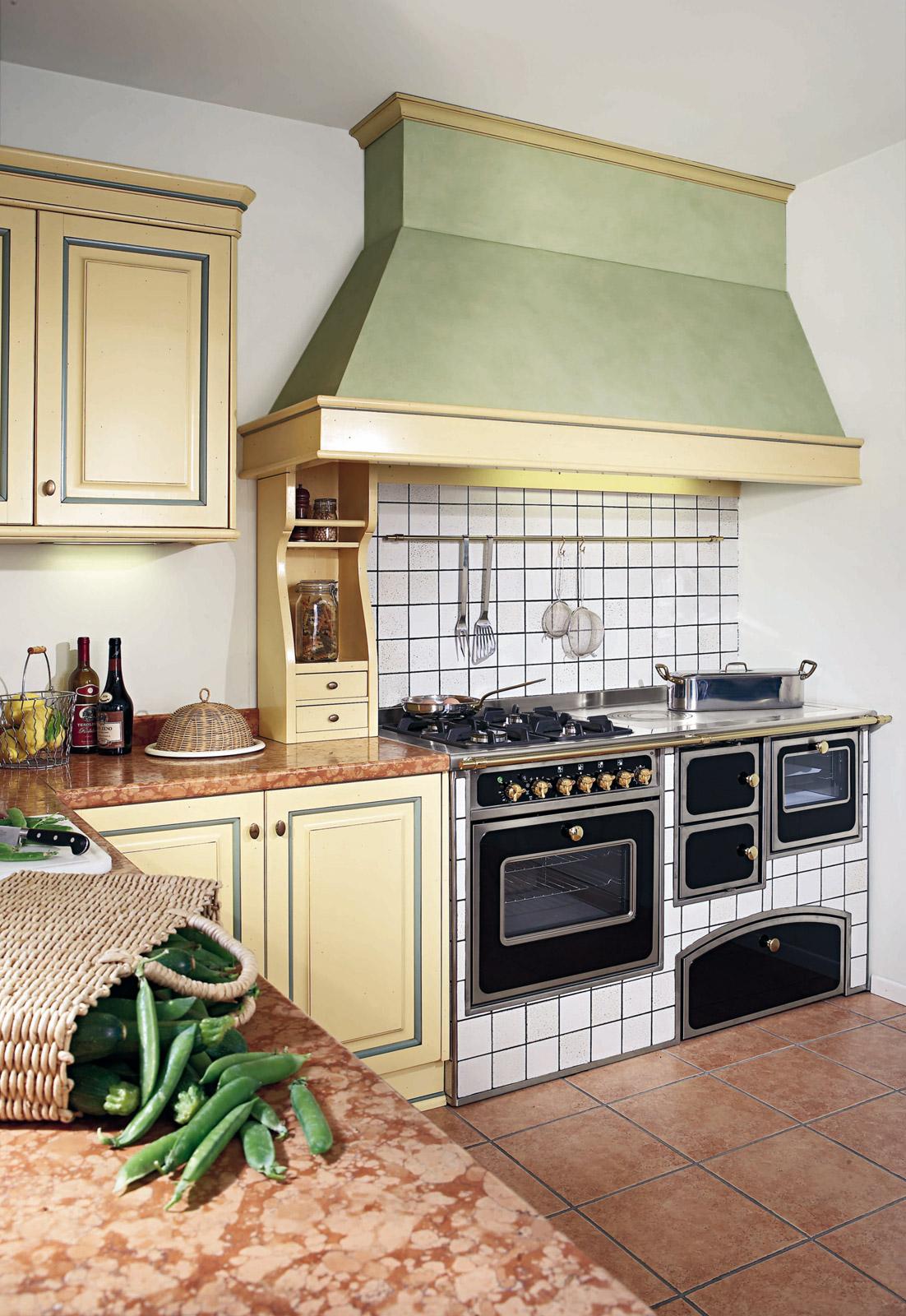 Cucina Rustica Economica. Trendy Cucina Rustica Prezzi With Cucina ...